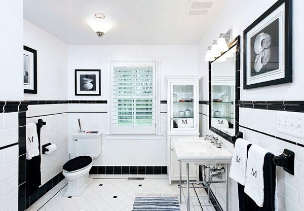 Интерьер ванной от  John F. Heltzel AIA Architects