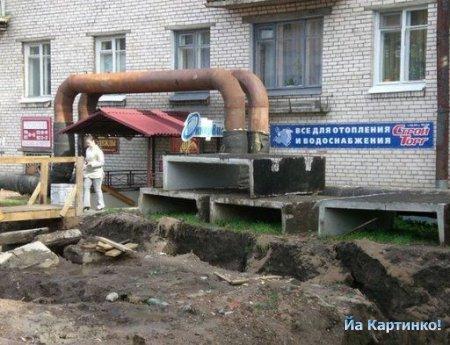 Шедевры строителей