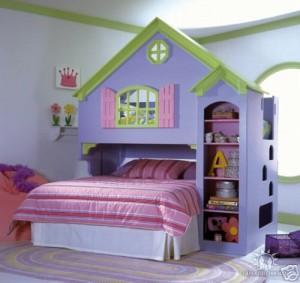 обустройство детских комнат для двоих детей