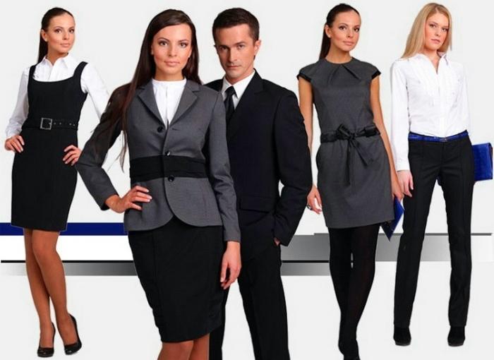 Униформа – самое главное для представителей касты истинных боссов! /Источник фото: shoppingator.ru