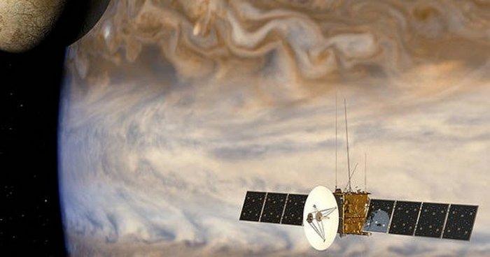 JUICE: узнать всё о развитии спутников.