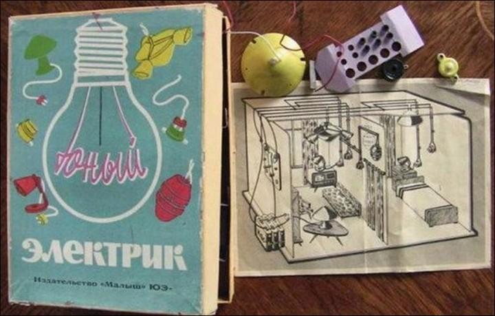 Игрушки времен СССР