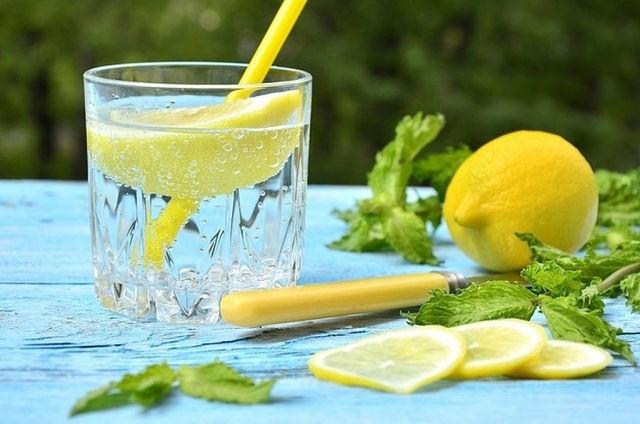 Ощелачивание организма лимоном