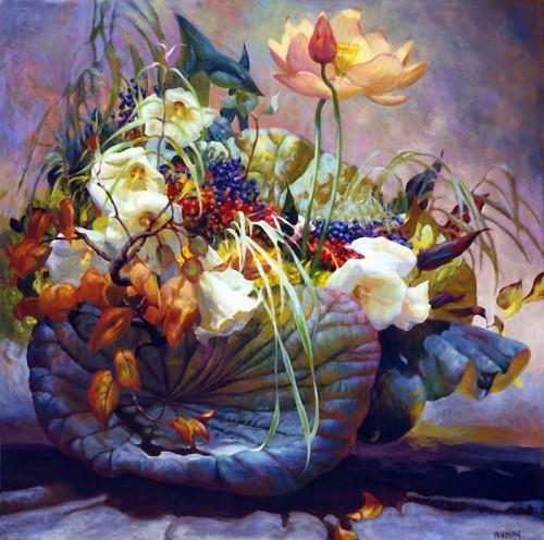 художник Elizabeth  Horning-06