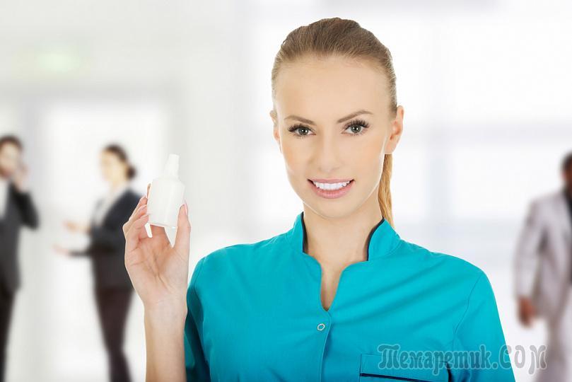 перекись водорода от запаха изо рта рецепт