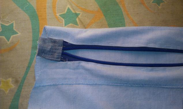 Модная сумка из старых джинсов, фото № 21