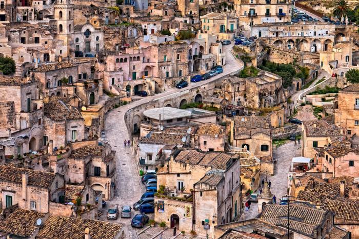 Живописный вид древнего города. /Фото:triplook.me
