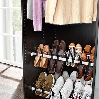 практичный шкаф для обуви