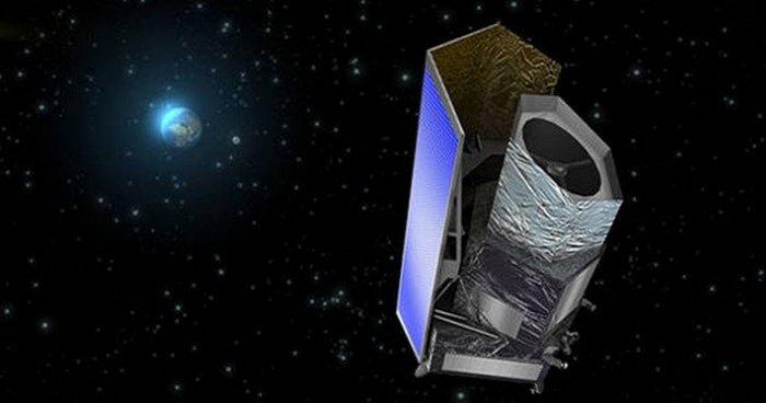 Euclid - Европейское космическое агентство и NASA летят в космос вместе.