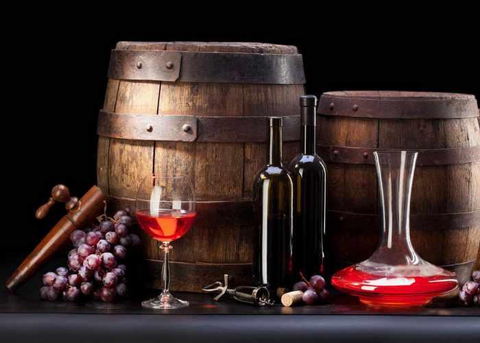 Неожиданно полезно: вино.