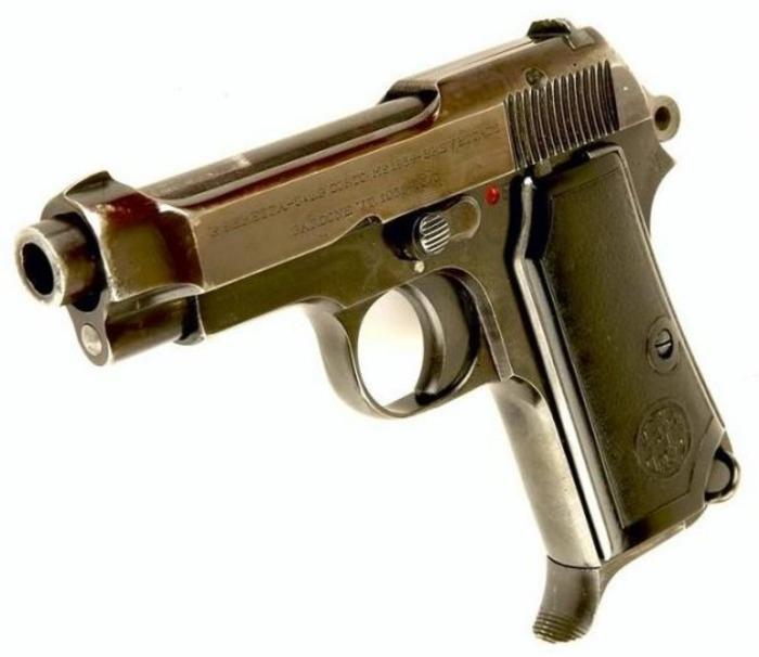 Пистолет-мечта: почему «Беретта» считалась самым желанным трофеем союзников