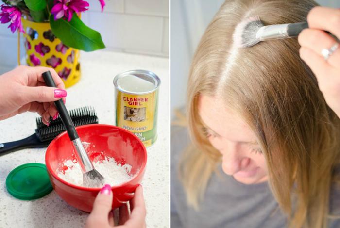 Чистота и свежесть волос.