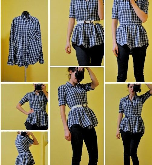 Превращаем простую рубашку в необычную: 3 мастер-класса и 20 идей