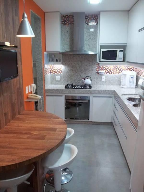 дизайн маленькой кухни, фото 2