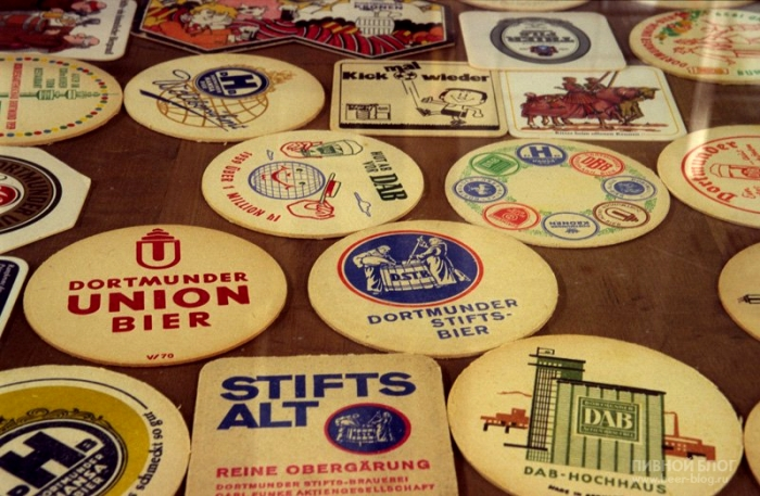 Подставку под пиво можно назвать, как душе угодно - благо, ассортимент названий позволяет. /Фото: beer-blog.ru