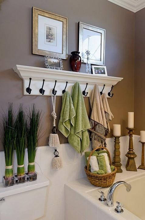 lifehacks03 15 советов по обустройству маленькой ванной комнаты