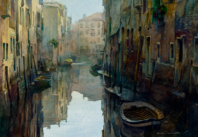 """""""Venice Calm"""""""