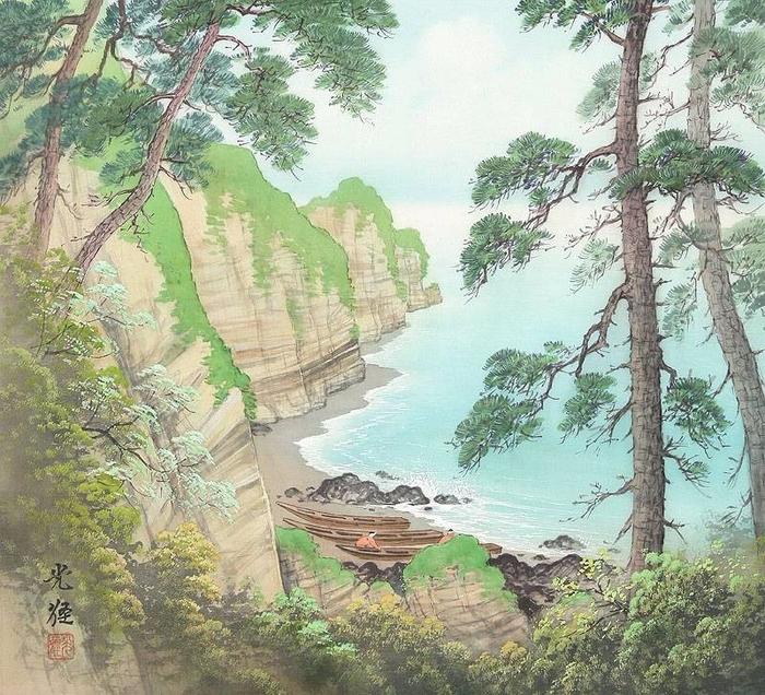 Коукеи РљРѕРґРРёРјР° (Koukei Kojima)3 (700x636, 535Kb)