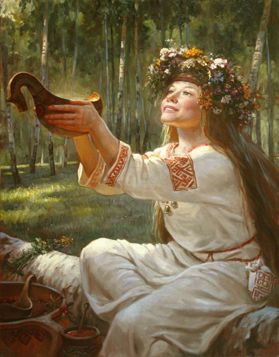 Сурица. Автор: Андрей Шишкин.