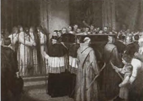 Донжуанский список Лопе де Вега
