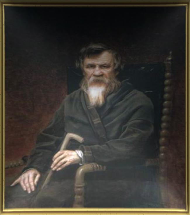 Портрет М.П. Погодина