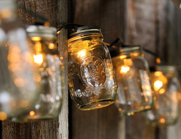 Сверкающий сад – 11 способов зажечь огоньки на открытой вечеринке фото 4