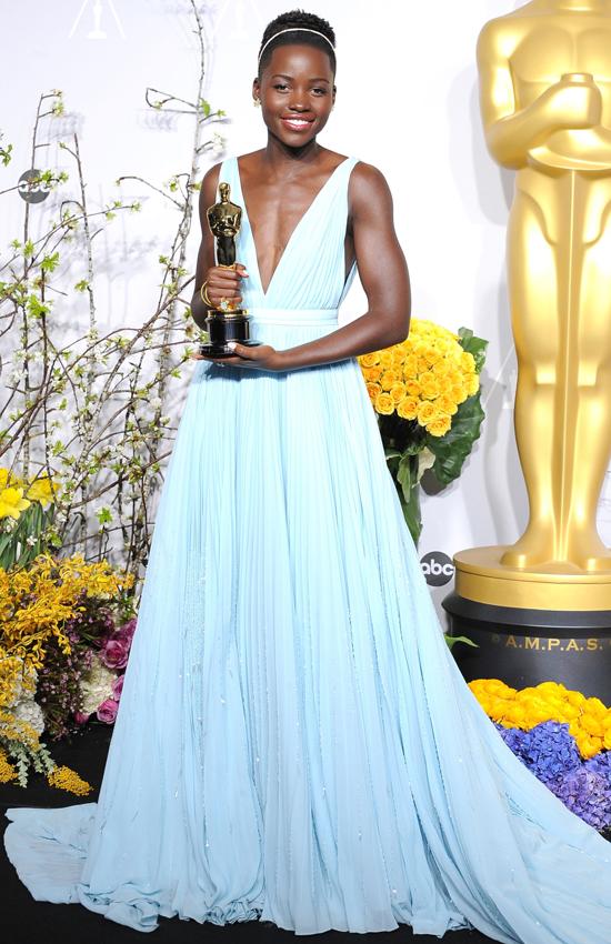 Лупита Нионго в Prada, «Оскар»