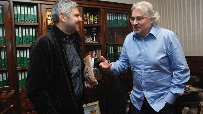 Сергей и Николай Саркисовы. / Фото: www.gazeta.ru