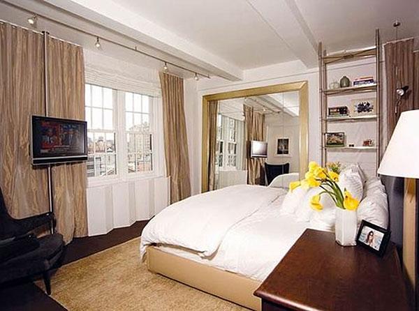Маленькая спальня дизайн