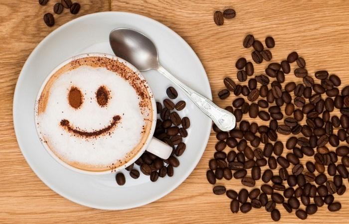 Кофе - это улучшение зрения.