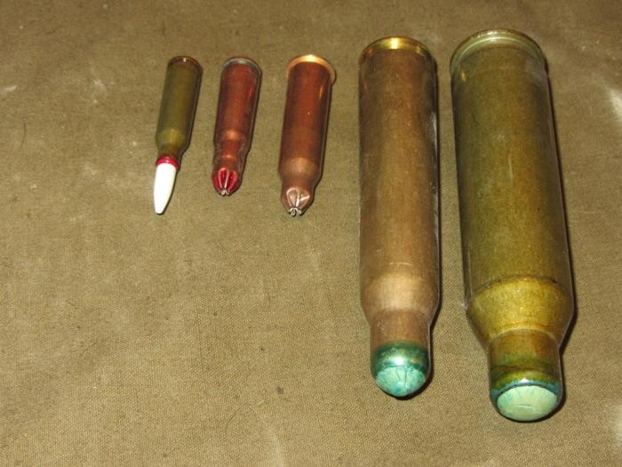 Холостые патроны выглядят вот так. |Фото: allzip.org.