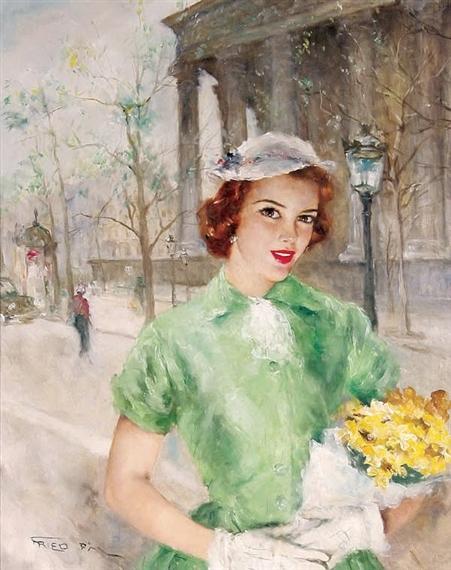 1350065883-carmen-in-green-dress-with-flowers---paris (451x570, 214Kb)