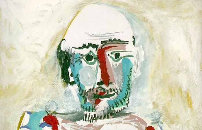 Автопортреты Пабло Пикассо.