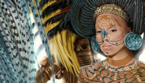 """Картинки по запросу """"индейцы майя"""""""