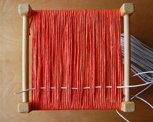 Схема плетения