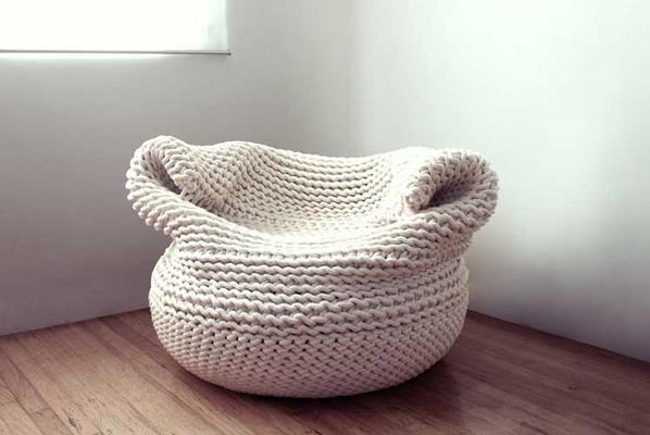 Bdoja Chair от Amaya Guiterrez