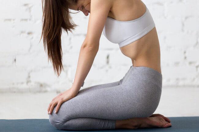 Вакуум для похудения живота: 5 вариантов выполнения + техника дыхания