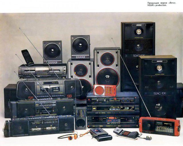 vega, радиотехника