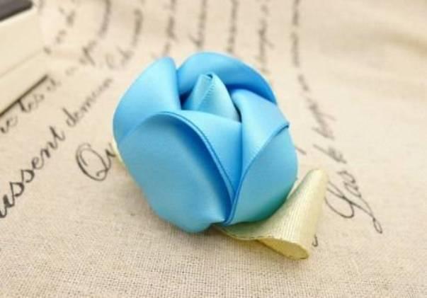 Как сделать цветы своими руками. Из:бумаги, лент, ткани 86