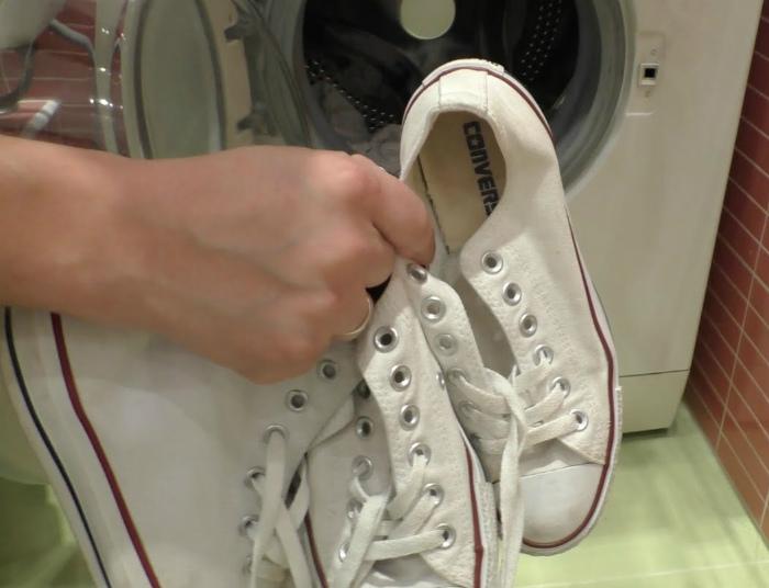 Чтобы кроссовки не гремели.   Фото: Домашний очаг   psn-travel.ru.