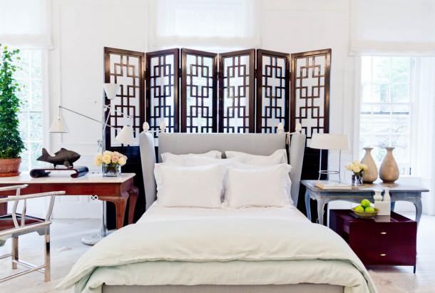 гардеробная спальня 10