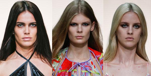 Модные стрижки для длинных волос весна-лето 2015