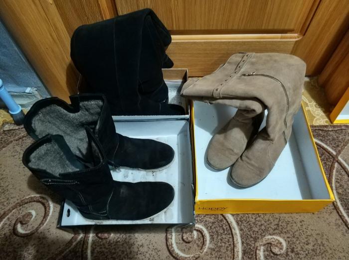 Дёшево и сердито: коробки для временного расположения грязной обуви.