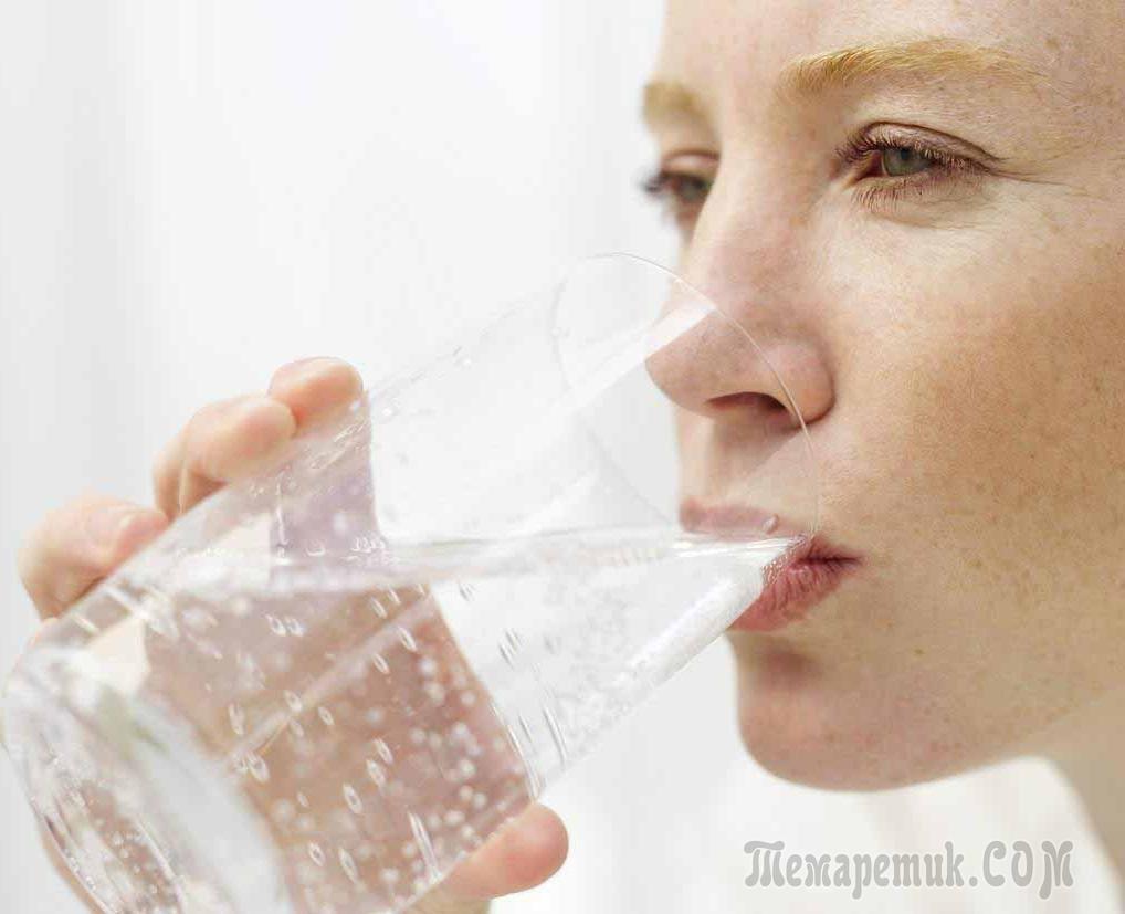 Металлический привкус во рту – признак беременности