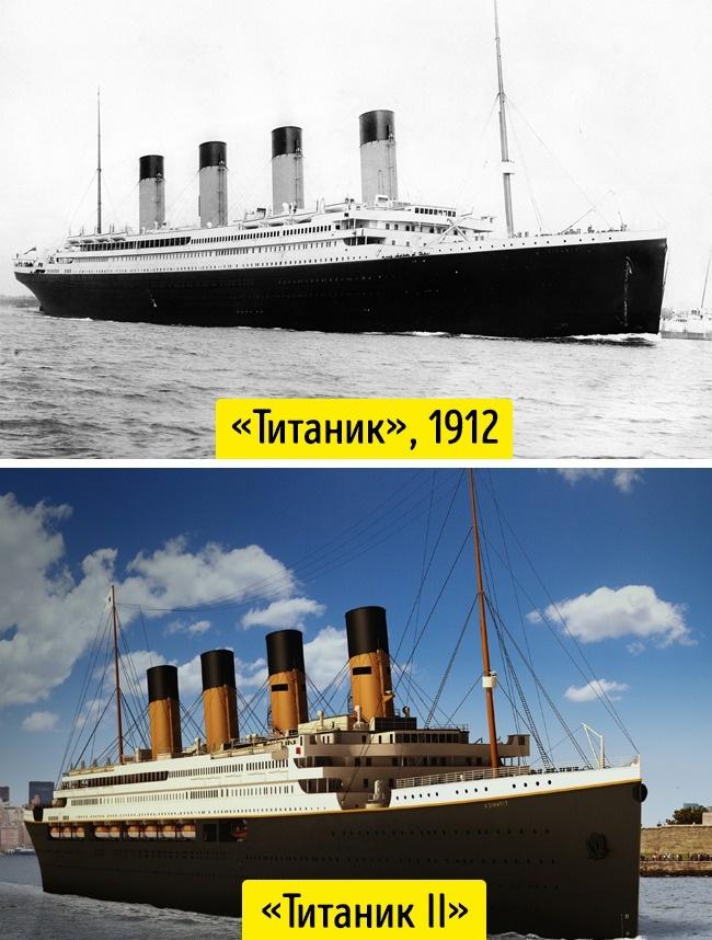 7 фотографий «Титаника II», который отправится в плавание через пару лет