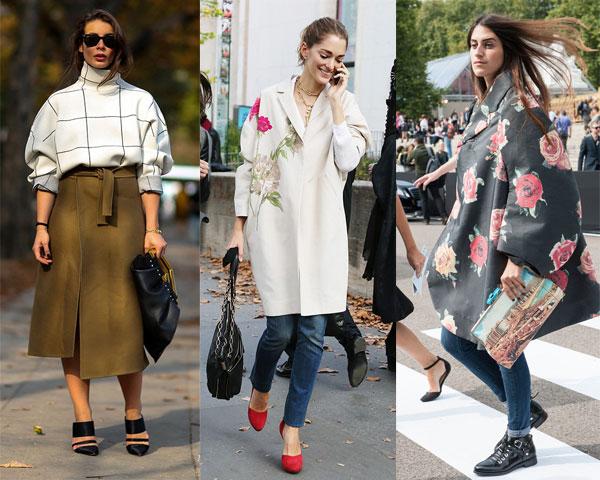 Уличная мода весна-лето 2015:Оверсайз