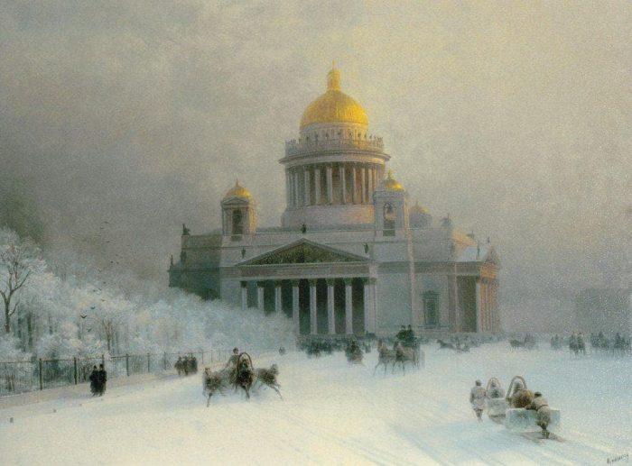 Иван Айвазовский картины - 01