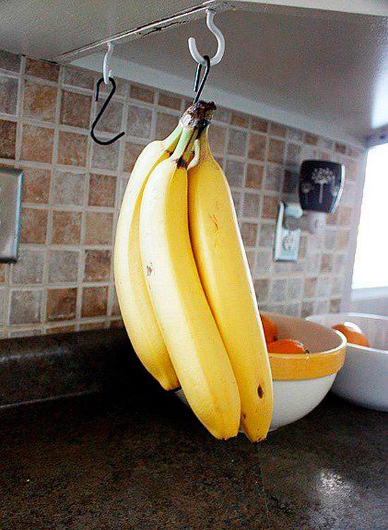 Идея хранения бананов