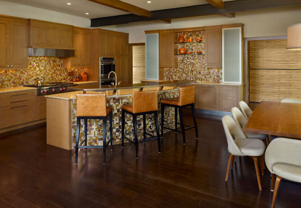Кухня от Ekman Design Studio