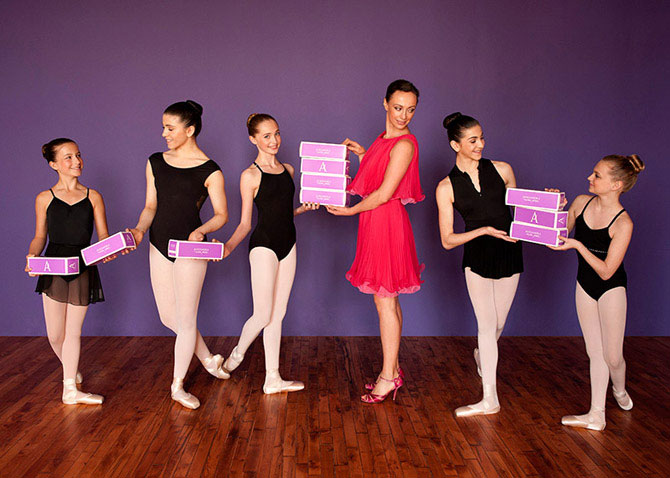 Бизнес на пуантах: как заработать миллионы на балетной обуви